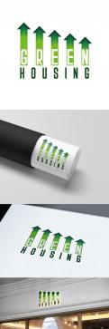 Logo & Huisstijl # 1062242 voor Green Housing   duurzaam en vergroenen van Vastgoed   industiele look wedstrijd
