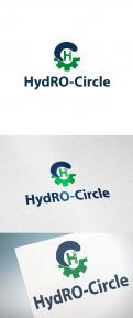 Logo & Huisstijl # 1073402 voor Ontwerp een zuiver logo voor Hydro Circle voor ons bedrijf in waterzuivering wedstrijd