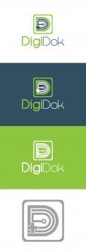 Logo & Huisstijl # 990486 voor Logo en huisstijl voor nieuw bedrijf in digitale zorg wedstrijd