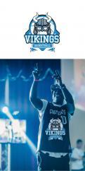 Logo & Huisstijl # 1102498 voor Basketbalclub Vikings wedstrijd