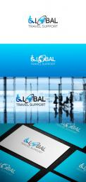 Logo & stationery # 1088873 for Design a creative and nice logo for GlobalTravelSupport  contest