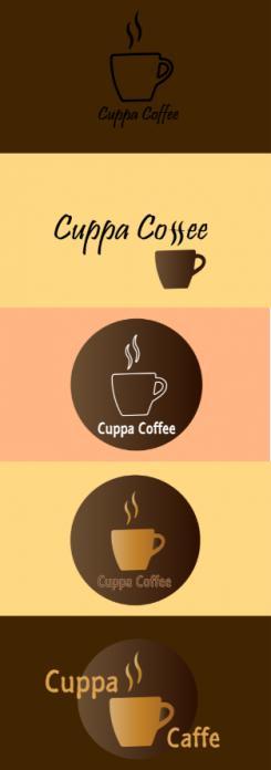 Logo & Huisstijl # 1151160 voor Ontwerp een korte  krachtige en pakkende bedrijfsnaam voor Espressobar! wedstrijd