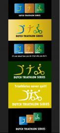 Logo & Huisstijl # 1150468 voor Ontwerp een logo en huisstijl voor de DUTCH TRIATHLON SERIES  DTS  wedstrijd