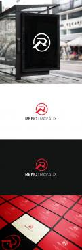 Logo & stationery # 1117083 for Renotravaux contest