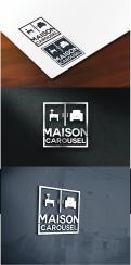 Logo & Corp. Design  # 870666 für Maison Carousel - Shop für re-designte Designermöbel Wettbewerb
