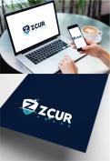 Logo & Huisstijl # 1004708 voor Logo   Huisstijl voor bedrijf Informatiebeveiliging en Privacy  ZCUR  wedstrijd