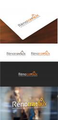 Logo & stationery # 1121279 for Renotravaux contest