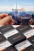 Logo & stationery # 1121282 for Renotravaux contest