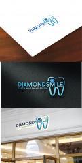 Logo & Huisstijl # 956361 voor Diamond Smile   logo en huisstijl gevraagd voor een tandenbleek studio in het buitenland wedstrijd