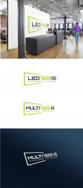 Logo & Corp. Design  # 1008447 für Gestaltungslinie fur LED Messestande und nonLED Messestande Wettbewerb