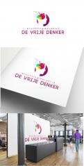 Logo & Huisstijl # 963731 voor logo en huisstijl voor psychologiepraktijk de Vrije Denker wedstrijd