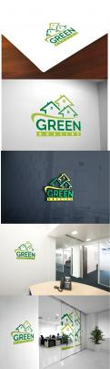 Logo & Huisstijl # 1061944 voor Green Housing   duurzaam en vergroenen van Vastgoed   industiele look wedstrijd