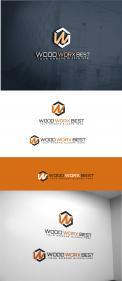 Logo & Huisstijl # 1037173 voor  Woodworx Best    Ontwerp een stoer logo   huisstijl   busontwerp   visitekaartje voor mijn timmerbedrijf wedstrijd