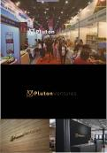 Logo & stationery # 1175413 for Pluton Ventures   Company Design contest