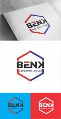 Logo & Huisstijl # 1227361 voor ontwerp een strk en fris logo voor een verkooporganistie die gaat handelen en keuringen verricht van bouwhekken  klimmaterialen en aanverwante producten wedstrijd