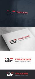 Logo & stationery # 1232599 for Brand logo for trucking company contest