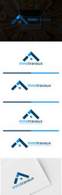 Logo & stationery # 1132495 for Renotravaux contest