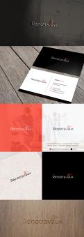 Logo & stationery # 1115376 for Renotravaux contest