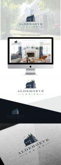 Logo & Huisstijl # 1106361 voor Ontwerp een herkenbaar logo voor Aldehoeve logies  B B boerderij in Friesland wedstrijd