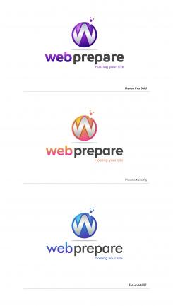 Logo & stationery # 1098545 for Design a catchy new logo for a web design   hosting company contest