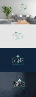 Logo & Huisstijl # 1099448 voor Ontwerp het beeldmerklogo en de huisstijl voor de cosmetische kliniek SKN2 wedstrijd