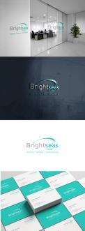 Logo & Huisstijl # 1094636 voor Logo en huisstijl voor mijn eenmanszaak Brightseas wedstrijd