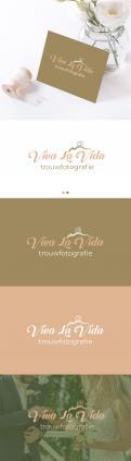 Logo & Huisstijl # 1122528 voor Samenwerkende fotografen hebben een uniek concept voor de trouwbranche! wedstrijd
