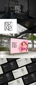 Logo & Huisstijl # 1102969 voor Ontwerp het beeldmerklogo en de huisstijl voor de cosmetische kliniek SKN2 wedstrijd