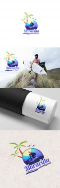 Logo & Huisstijl # 1100267 voor Logo   Huisstijl voor nieuw beach  en lifestylemerk wedstrijd
