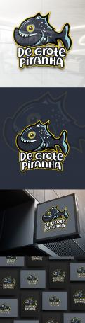 Logo & stationery # 1133681 for Tha big piranha is looking for a face ! contest