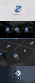 Logo & Huisstijl # 1004884 voor Logo   Huisstijl voor bedrijf Informatiebeveiliging en Privacy  ZCUR  wedstrijd