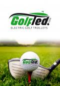 Logo & stationery # 1171938 for Design a logo and corporate identity for GolfTed   electric golf trolleys contest