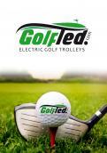 Logo & Huisstijl # 1171938 voor Ontwerp een logo en huisstijl voor GolfTed   elektrische golftrolley's wedstrijd