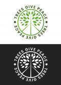 Logo & Huisstijl # 1048047 voor Treesgivepeace wedstrijd