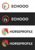 Logo & Huisstijl # 1053672 voor Twee aan elkaar gelinkte logo's   bijhorende avatars wedstrijd