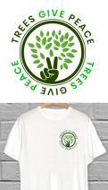 Logo & Huisstijl # 1049981 voor Treesgivepeace wedstrijd
