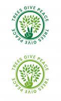 Logo & Huisstijl # 1050194 voor Treesgivepeace wedstrijd