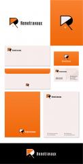 Logo & stationery # 1118965 for Renotravaux contest