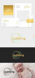 Logo & Huisstijl # 1165090 voor Bubbling Babies wedstrijd