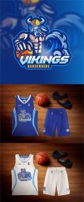 Logo & Huisstijl # 1102870 voor Basketbalclub Vikings wedstrijd