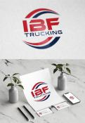 Logo & stationery # 1236028 for Brand logo for trucking company contest
