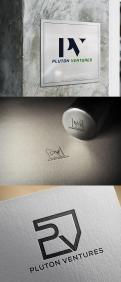 Logo & stationery # 1174575 for Pluton Ventures   Company Design contest
