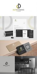 Logo & stationery # 1154167 for logo   corporate identity for a firm in interior design contest