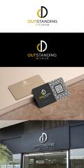 Logo & stationery # 1154183 for logo   corporate identity for a firm in interior design contest