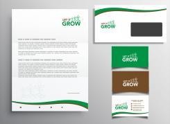 Logo & Huisstijl # 1039150 voor Let it grow wedstrijd