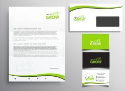 Logo & Huisstijl # 1039151 voor Let it grow wedstrijd
