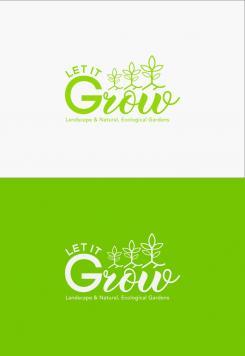 Logo & Huisstijl # 1038992 voor Let it grow wedstrijd