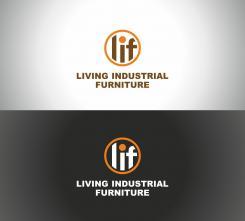 Logo & Huisstijl # 435323 voor LIF Living Industrial Furniture wedstrijd