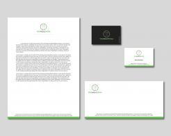 Logo & Corp. Design  # 504042 für Entwerfen Sie ein modernes+einzigartiges Logo und Corp. Design für Yoga Trainings Wettbewerb