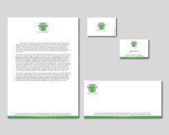 Logo & Corp. Design  # 503272 für Entwerfen Sie ein modernes+einzigartiges Logo und Corp. Design für Yoga Trainings Wettbewerb